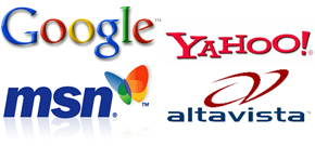 how to get a better search engine rank on Google, Yahoo, Msn, Altavista ?