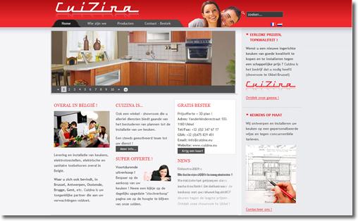 Concevoir un site web avec un webmaster