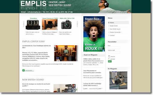 Création de site internet pro