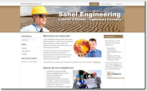 Création d'un petit site internet